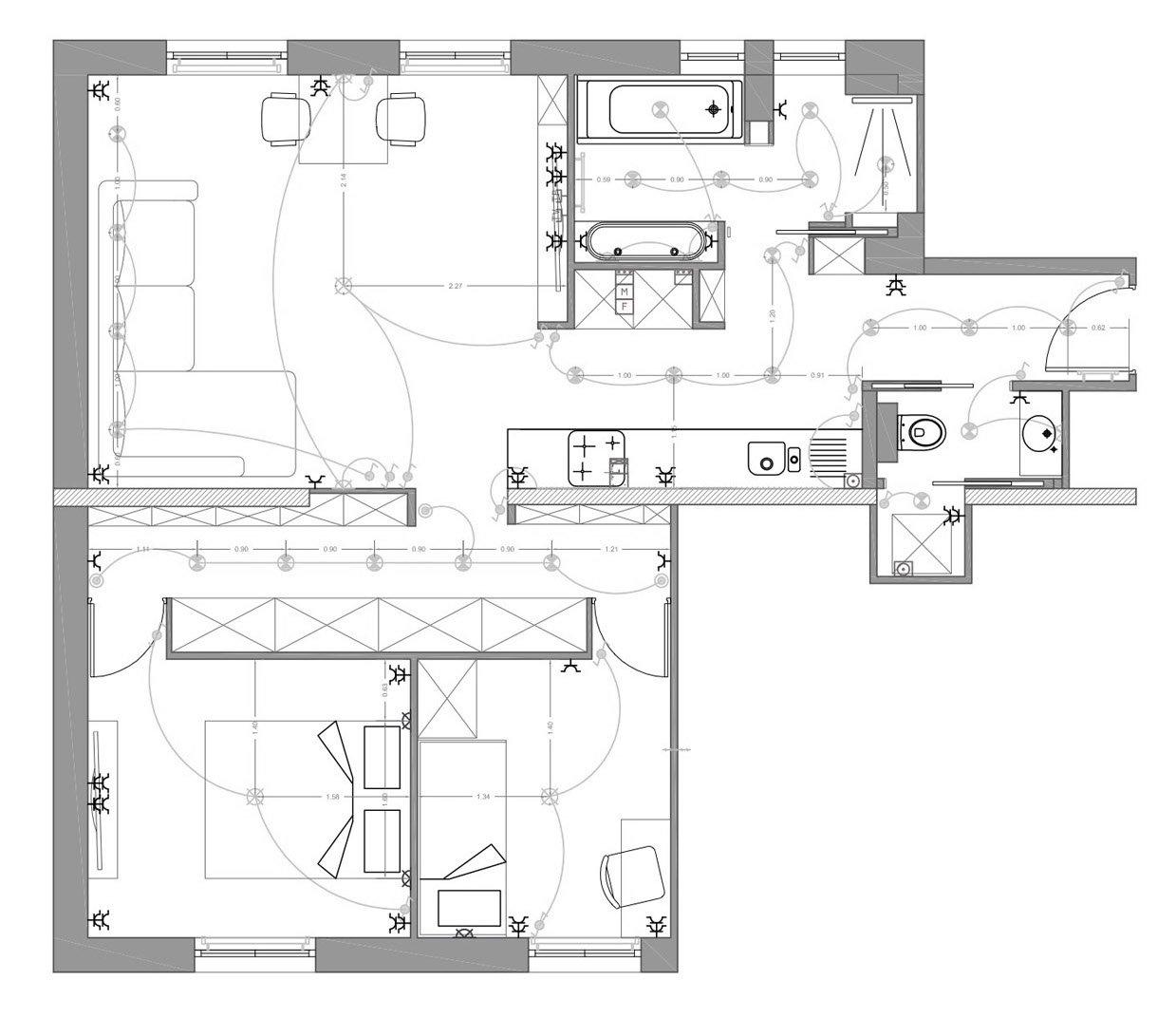 architecture-paris-projet-en-cours-plan-place de l'etoile