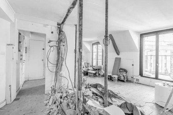 COSTES Etienne Marcel | Paris 75002, pied à terre 'écrin' sur mesure